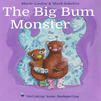 Read kids book The Big Bum Monster in the Rootz kids reading app. Written by Marie-Louise and Mark Sekrève