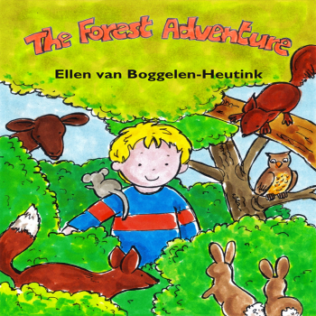 read kids book the forest adventure in the rootz kids reading app written by ellen