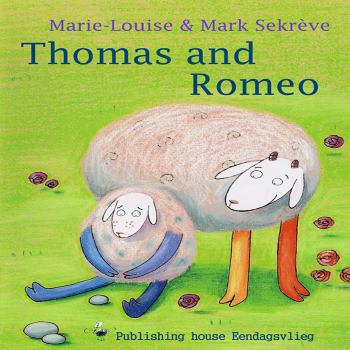 Read kids book Thomas and Romeo in the Rootz kids reading app. Written by Marie-Louise and Mark Sekrève