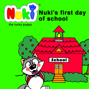Read kids book Nuki's first day of school in the Rootz kids reading app. Written by CK Chiu