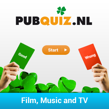Educational iPad game Pub Quiz Movies, Music and TV made by Pubquiz.nl to play in the Rootz reading app