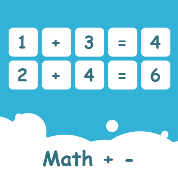 Educational iPad game Maths 1 made by Rootz to play in the Rootz reading app